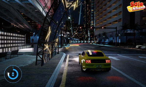 Game đua xe Forza Street
