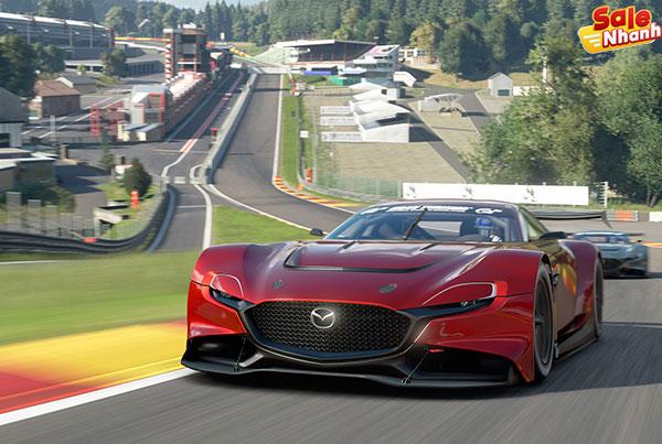 Game đua xe Gran Turismo Sport