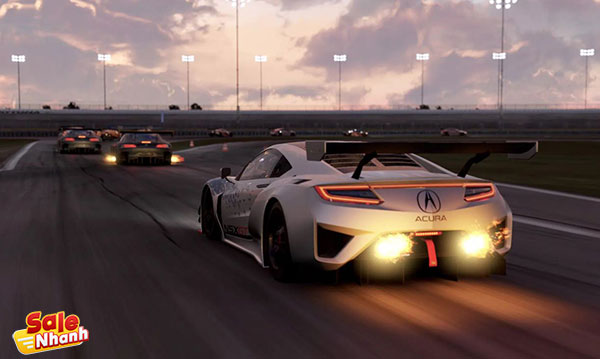 Game đua xe Project Cars 2