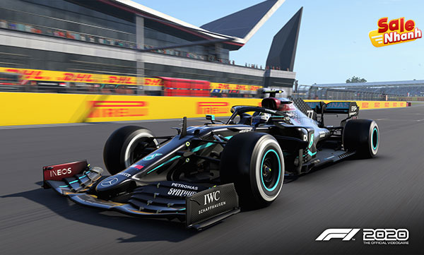 Game đua xe F1 2020