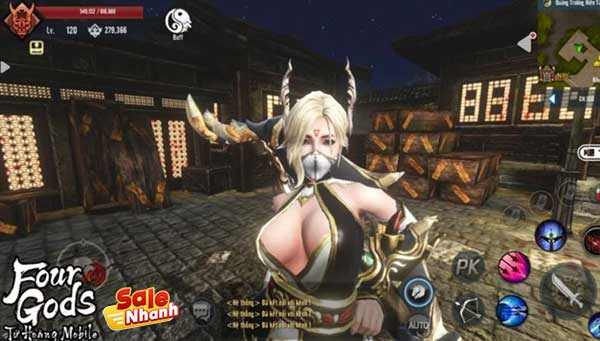 Game Tu Hoang