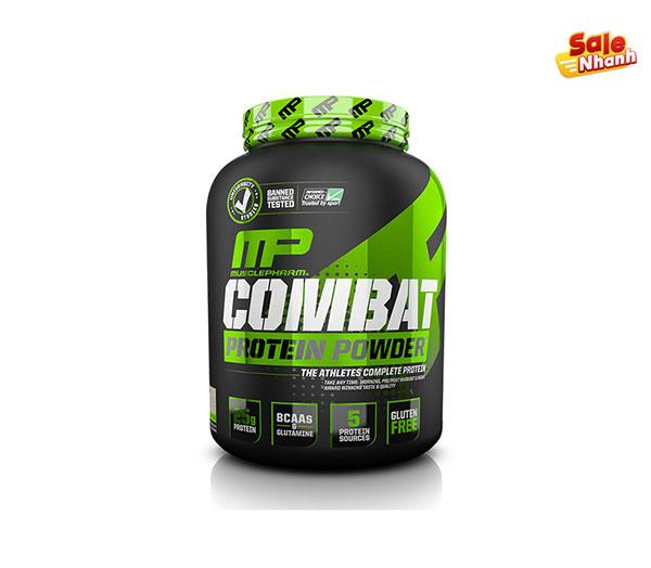 mp combat Powder whey protein
