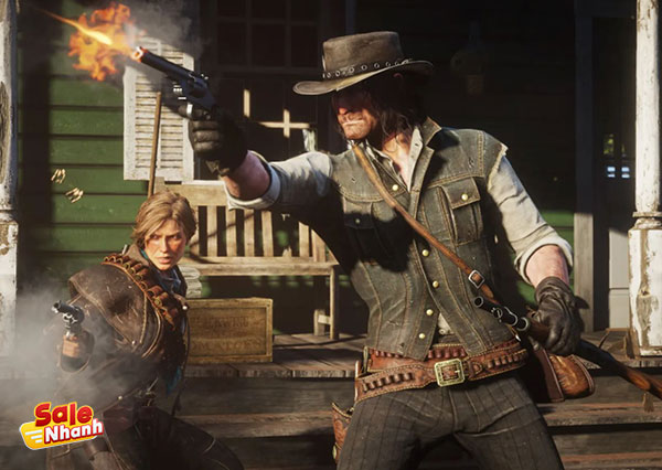 Review game Red Dead Redemption 2