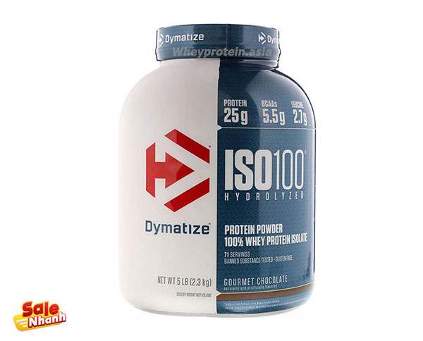 Whey Protein Dymatize Iso 100