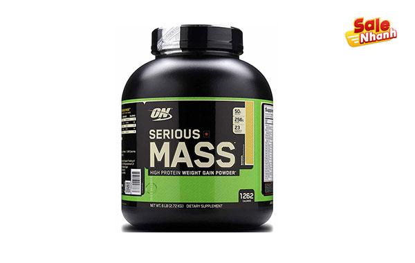 san pham whey protein serious mass