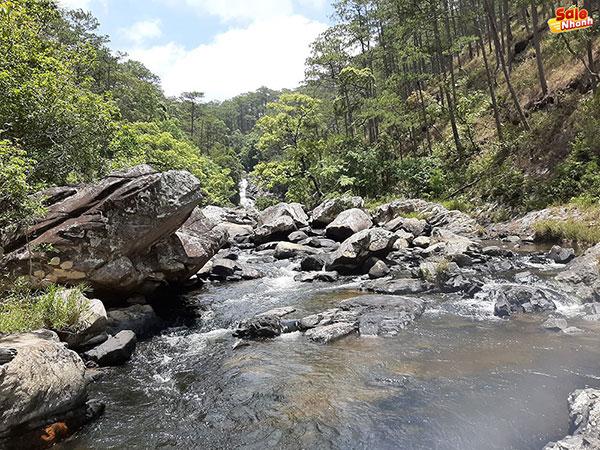 Sông Lạnh Đà Lạt Salenhanh