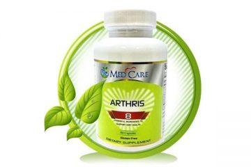 [Review] Đánh giá sản phẩm ARTHRIS-8 giảm đau xương khớp