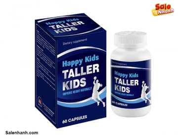 [Review] Đánh giá Taller Kids hỗ trợ phát triển chiều cao