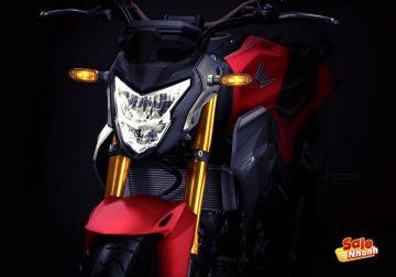 Top 7 phụ kiện Honda CB150R 2021