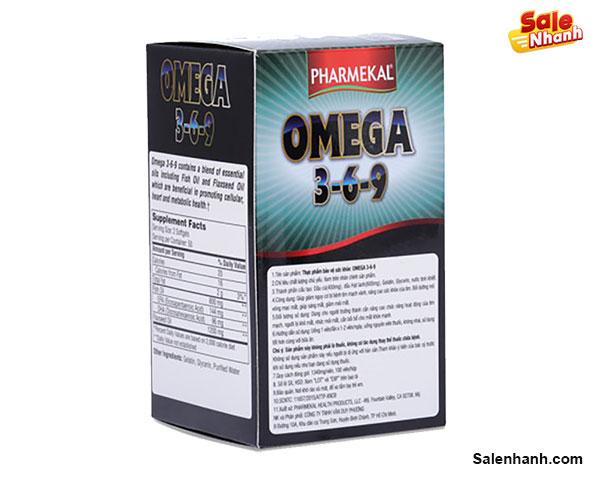 Omega 3 6 9 có tốt không