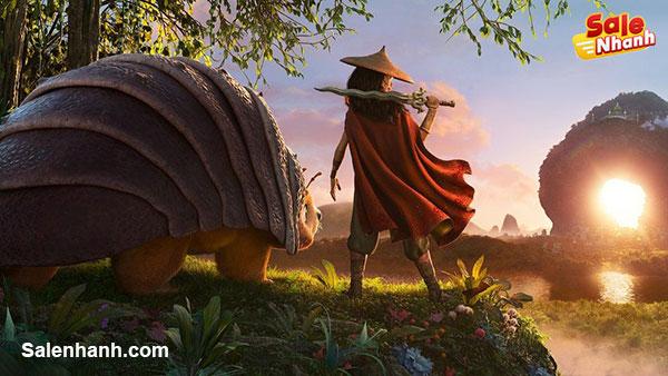 Phim Raya and The Last Dragon