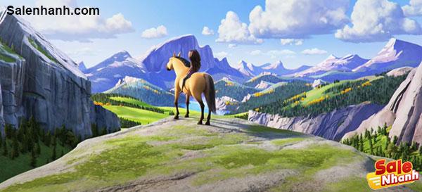 Review phim chú ngựa bất kham