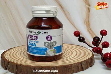 [Review] DHA Healthy Care có tốt không