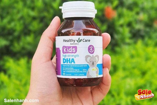 DHA Healthy Care có tốt không