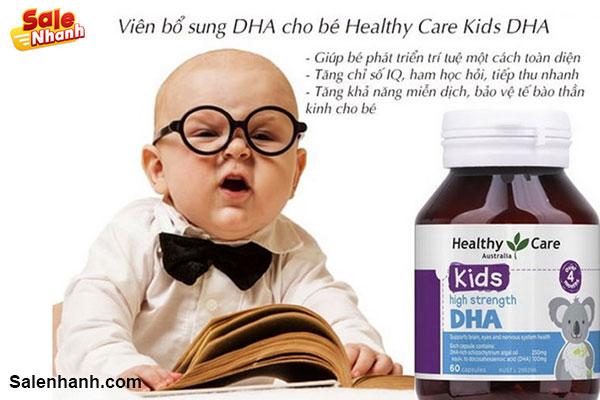 DHA Healthy Care của Úc