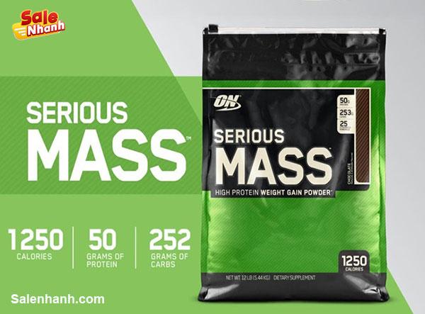 Serious Mass có tốt không