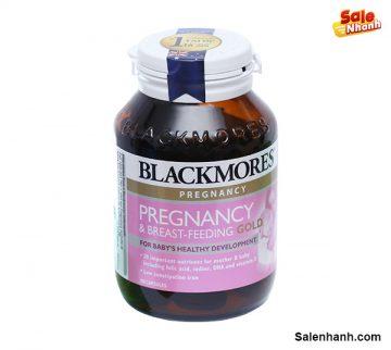 [Review] Viên uống Blackmores Pregnancy & Breast-Feeding Gold
