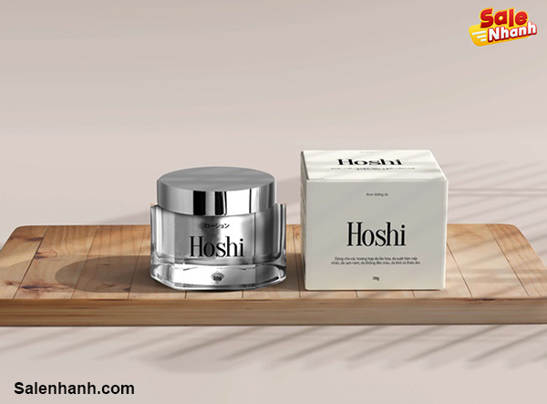 Kem dưỡng da Hoshi Nhật Bản