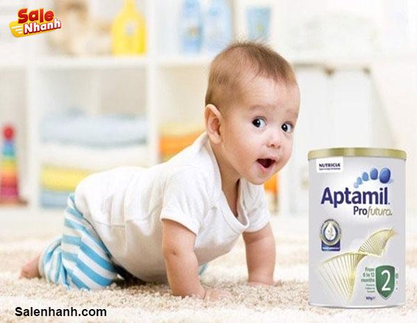 Review Sữa Aptamil Úc