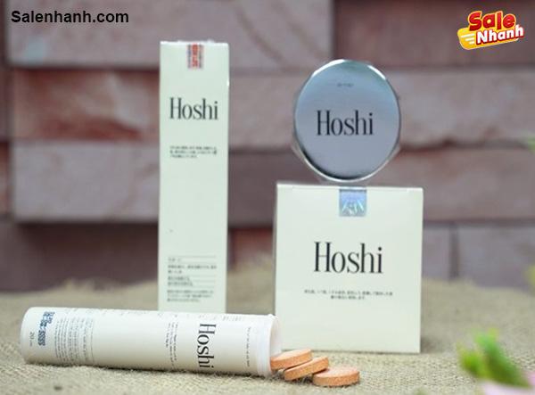 [Review] kem dưỡng da Hoshi Nhật Bản có tốt không? 1