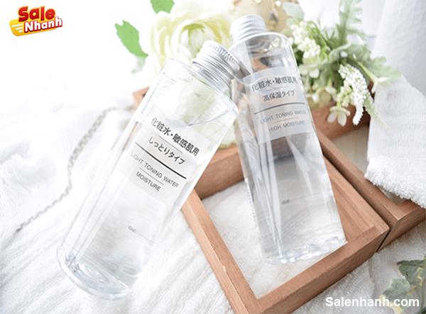 Sản phẩm nước hoa hồng Muji
