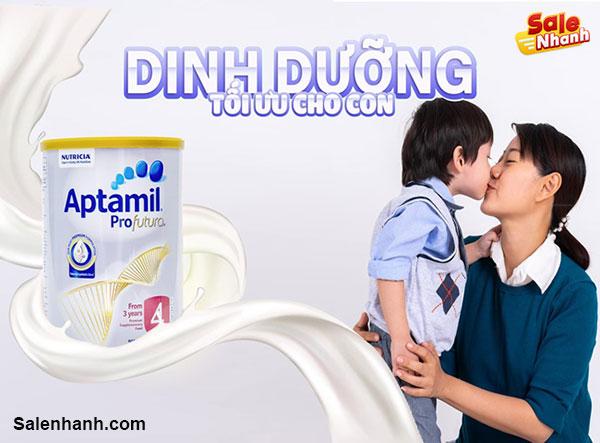 Sữa Aptamil Úc có tốt không