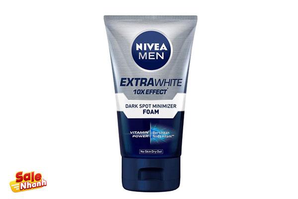 Nivea Men Extra White Dark Spot Minimizer Foam