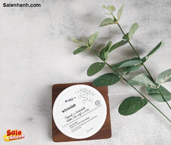 Mặt nạ Mugwort Whitelab Hàn Quốc