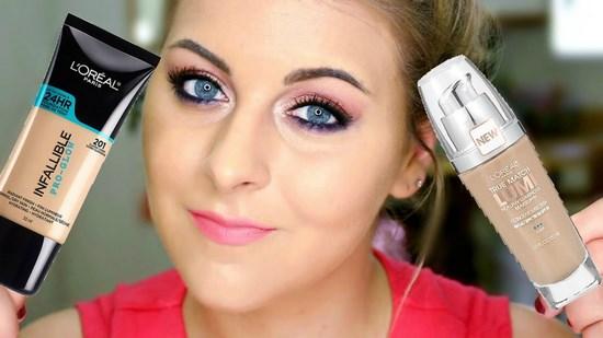 kem-nen-l'oreal-true-match-lumi-healthy-luminous-makeup