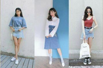 Top 6 mẫu chân váy xòe mặc không bao giờ lỗi mốt