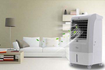 Top 5 quạt điều hòa không khí tốt nhất