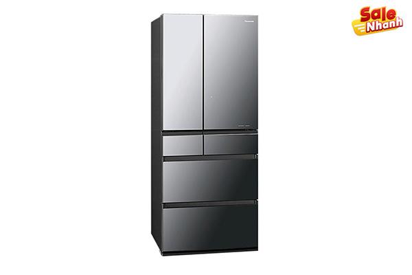Tủ lạnh Panasonic NR-F654GT-X2